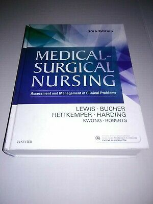 Medical Surgical Nursing Assessment And Management Of Clinical Problems 10th...