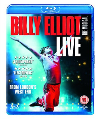 Billy Elliot the Musical (UK IMPORT) Blu-ray NEW