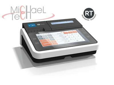 Misuratore Fiscale Telematico Bill 8T Rt Touch Android