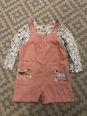 Tu Girls Outfit Age 4-5 Years