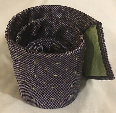 Lovely TED BAKER London 'Archive' 100% heavy silk tie. Brand new without tags
