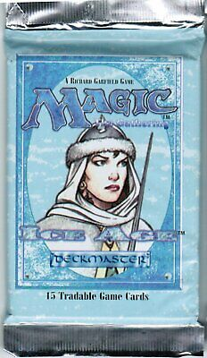 Ice Age Booster Pack (Loose) (ENGLISH) FACTORY SEALED MAGIC MTG ABUGames