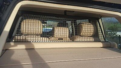 Range rover l322 cargo net dog guard