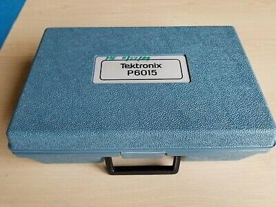 Tektronix P6015 High Voltage Probe With Accessories