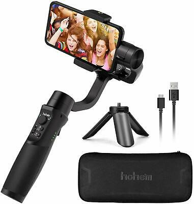 Hohem Isteady Mobile Plus 3-Axis Gimbal Stabilizer For Smartphones Iphone With