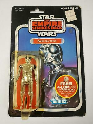 1982 Kenner Star Wars The Empire Strikes Back Death Star Droid Nip