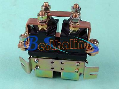 New Heavy Duty Albright 12 Volt 400A SW202 Style Reversing Contactor / Solenoid