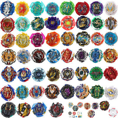 Beyblade Burst Battling  Spinning Top Toy Starter Without String Launcher & Grip