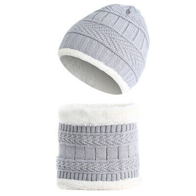 Maximo Childrens Infant Baby Winter Hat Warm Balaclava Face Boy Colored Stripe