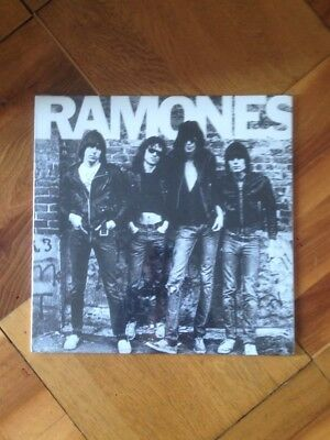 Ramones Selftitled Sire Lp Reissue