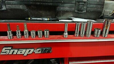 Snap On 3/8 Socket Bundle