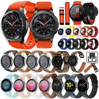 For Huami Amazfit 3/GTR 47MM/2 Stratos/Pace Watch Wrist Band Strap Bracelet 22mm