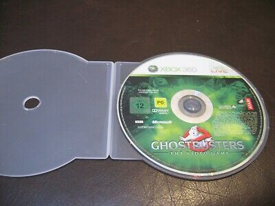 * GHOSTBUSTERS the video game - XBOX 360 - FAST FREE POSTAGE - Tested