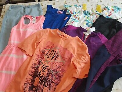 girls clothes bundle 11-12 years