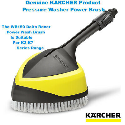 KARCHER K 4 PREMIUM ECOLOGIC HOME WB150 Delta Racer Power Brush 2.643-237.0
