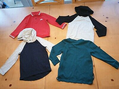 NEXT Boy's Long Sleeve Tops Winter Clothes Bundle Size 2 - 3 Years