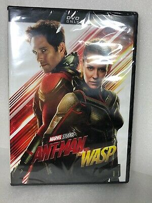 Marvel Ant-Man And The Wasp (DVD) BRAND NEW FACTORY SEALED