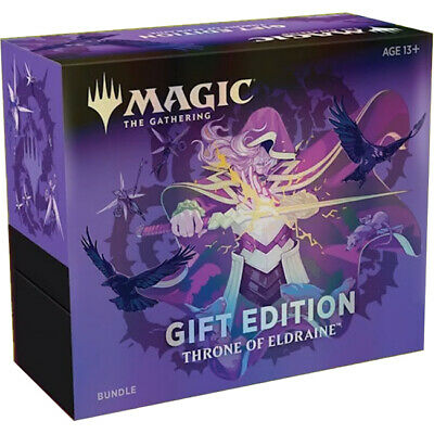 MTG - Throne of Eldraine - Holiday Gift Bundle - NEW - OVP - Factory Sealed