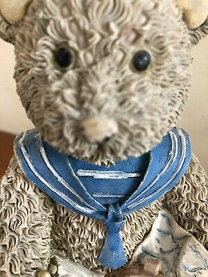 Latex Mould for making this AMAZING Detailed Sailer Teddy