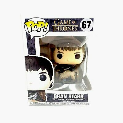Funko POP! Game of Thrones Bran Stark #67 Vinyl Figure