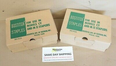 "Bostitch Staples 16 Gauge 1 1/8"" Length 16,800 Count For M2 M11 CY Models"