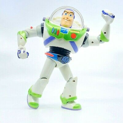 Toy Story Disney Pixar Laser Blastin' Buzz Lightyear Talking NO WINGS