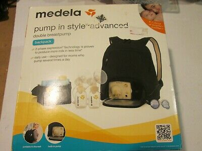 Medela Pump In Style Advanced Double Breast Pump with Backpack MODEL 57062
