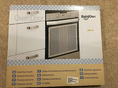 Babydan Oven Door Guard Baby Safety
