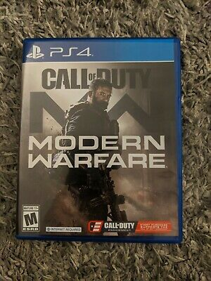 Call of Duty: Modern Warfare - PlayStation 4 NEW