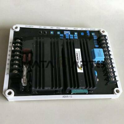 For KUTAI Generator Voltage Regulator Single phase sensing AVR ADVR-12