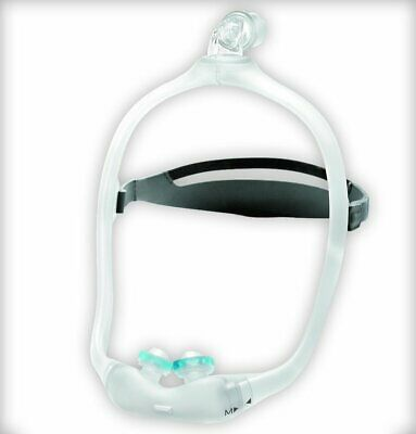 DreamWear Gel Nasal Pillow CPAP Mask with Headgear Fit Pack All Pillows M Frame