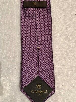 Ties Canali Men - Silk (HJ0049700420)
