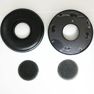 Replacement Ear Pads Cushion Ear Cover for AKG K121 K121S K141Headphones Black