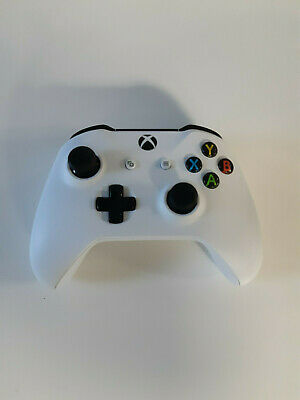Microsoft Xbox One Controller Model 1708 White (no audio pass-through)
