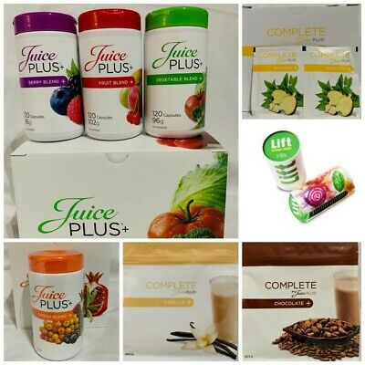 *Juice Plus Omega, Fruits, Berry & Vegetable Capsules **Fast Shipping**