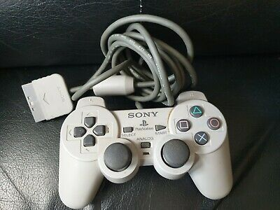 Official Sony Playstation 1 Dual Shock Controller, Tested, Trusted Ebay Shop