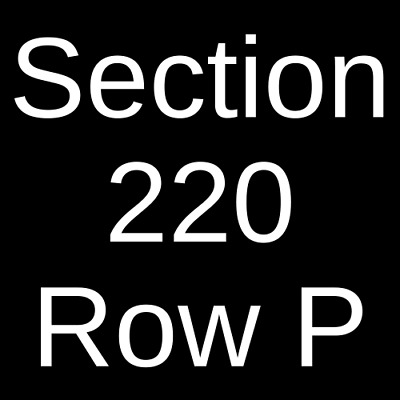 2 Tickets Kane Brown, Chris Lane & Russell Dickerson 3/26/20