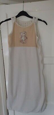 Unisex Sleeping Bag 1 Tog Age 6-18 Months Mothercare