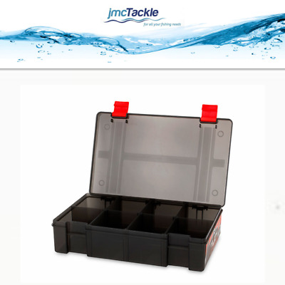 Fox Rage Stack and Store 8 Compartment Box Shallow Large UV Tacklebox Groß NEW