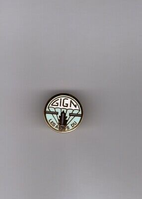 pin's police / les AS AmiS du GIGN Groupe d'Intervention Gendarmerie Nationale