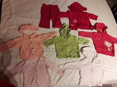 Girls3-6 Months Gap, M&S and others Autumn/Winter Jumper bundle