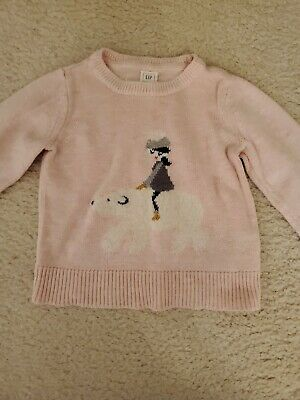 Dave /& Bella Girls Warm Sweater w// Removable Faux Fur Collar 3T 5T pink 4T
