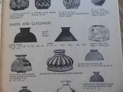 Oil Lamps Fascinating Detailed Book Burners Shades Chimneys Makers Ages Dates ++