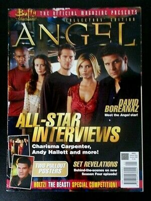 Buffy Vampire Slayer Official Magazine presents Angel Collectors' Edition 1/2003