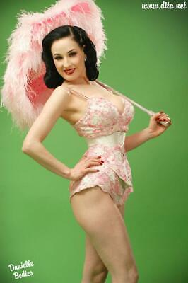 Dita Von Teese Glossy A4 Photo ~15