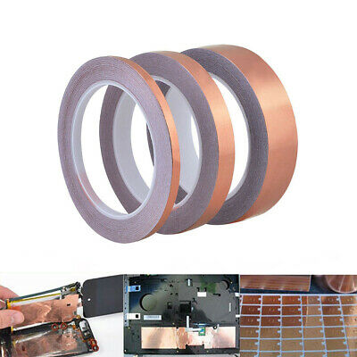 Conductive Electromagnetic Shielding Single-sided Copper Foil Tape Strip Home