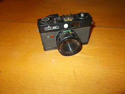 Vintage camera - Kinon - includes case