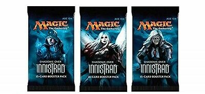 BUNDLE OF THREE Magic: The Gathering Core Set 2019 Booster Packs