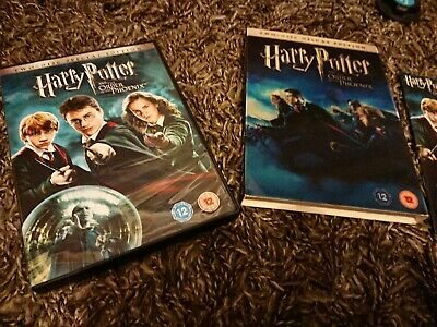 Harry Potter And The Order Of The Phoenix (DVD, 2007, 2-Disc Deluxe Edition)