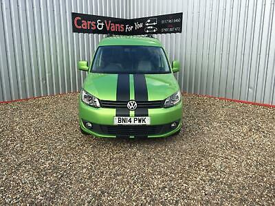 2014 Volkswagen Caddy 1.6TDI ( 102PS ) C20 Highline 1 FORMER KEEPER FROM NEW